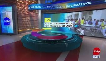 El impacto en las portadas de los principales diarios del 23 de abril del 2019