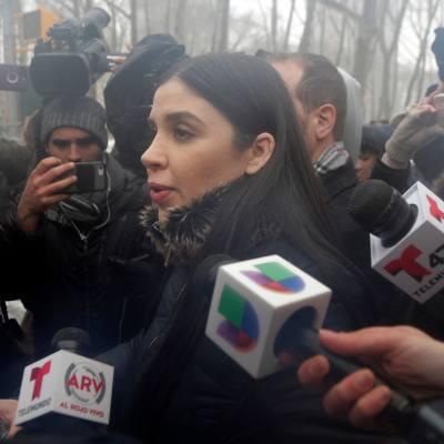Emma Coronel creará marca de ropa basada en 'El Chapo'