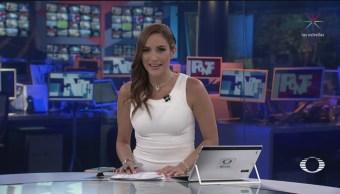 Foto: En Punto Denise Maerker Televisa 22 de Abril 2019