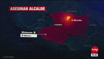 Encuentran sin vida a presidente municipal de Nahuatzen, en Michoacán