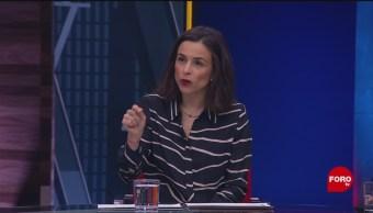 FOTO: Entrevista a Alejandra Palacios, presidenta de la Cofece, 14 de abril 2019