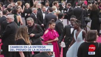 #EspectáculosenExpreso: Cambios en la entrega del premio de la Academia