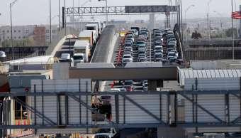 FOTO Estados Unidos desplegará a otros 750 oficiales en frontera con México (AP marzo 2019 texas)