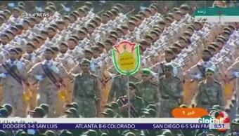 Estados Unidos designa a Guardia Revolucionaria Iraní como grupo terrorista