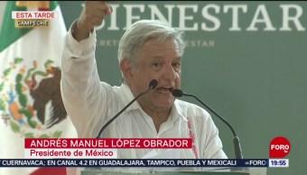 FOTO: Estados Unidos invertirá en proyectos en el sureste en Campeche, 13 de abril 2019