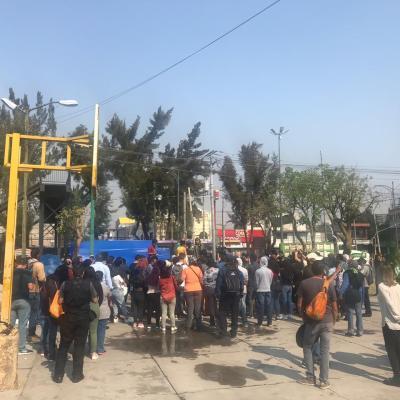 Estudiantes UNAM planean marchas para exigir seguridad