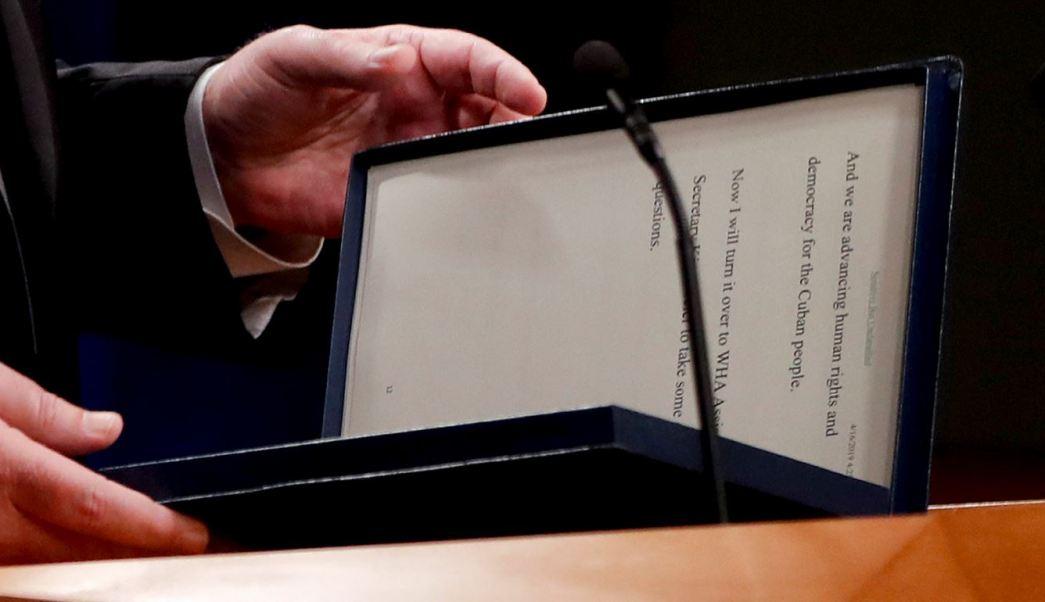 Foto EU permite demandar a compañías extranjeras 17 abril 2019