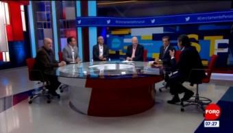 Expectativas sobre el Gobierno de AMLO, mesa de encuestadores en 'Estrictamente Personal'