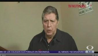 Expresidente de Perú se dispara antes de ser detenido por corrupción