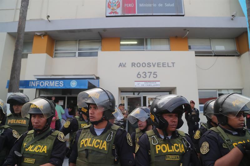 Foto El expresidente peruano Alan García se dispara tras ser detenido por corrupción, según medios 17 abril 2019