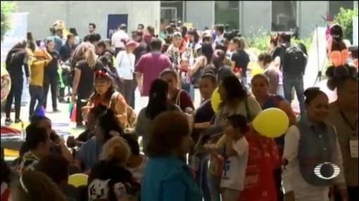 Foto: Festejos Día Del Niño En México 30 de Abril 2019