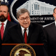 Foto: Fiscal de EU, William Barr, 18 de abril de 2019, Estados Unidos