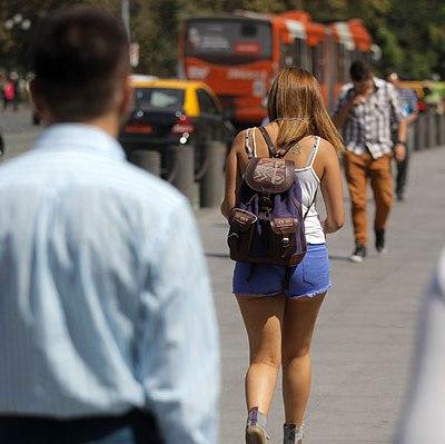 Congreso chileno aprueba ley que penaliza acoso sexual callejero