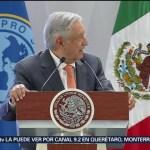 Garantizar la salud en México, un desafío, dice AMLO