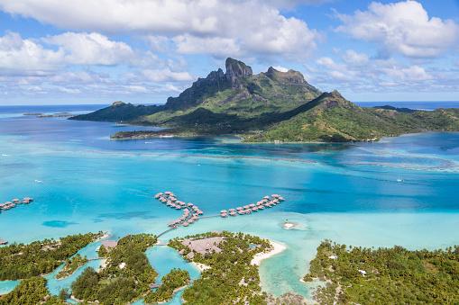 foto Bora Bora polinesia francesa