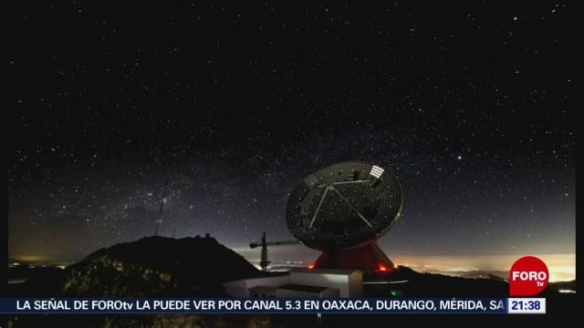 Foto: Gran Telescopio Milímetro Puebla Agujero Negro 12 de Abril 2019