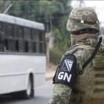 Operación de Guardia Nacional es legal, reitera Monreal