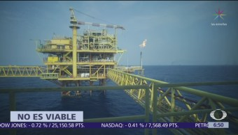 Imco recomienda cancelar proyecto de refinería en Dos Bocas