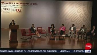 Inauguran la Semana Nacional de la Seguridad Social en CDMX