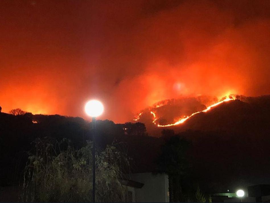Incendio en Bosque de la Primavera activa contingencia ambiental en Zapopan, Jalisco