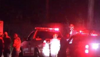 Foto:Se registró un nuevo incendio de pastizales en el Parque Ecológico de Xochimilco, 4 abril 2019