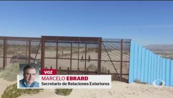 FOTO: Incidente entre militares mexicanos y soldados de EU en Ciudad Juárez, 24 ABRIL 2019