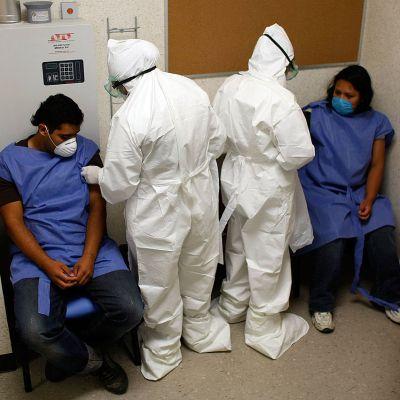 Fotos: Así enfrentó México la pandemia de influenza A-H1N1