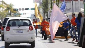 Foto Inician campañas electorales en cinco estados de México 15 abril 2019