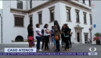 Instalan mesa para aplicar sentencia de CIDH sobre caso Atenco
