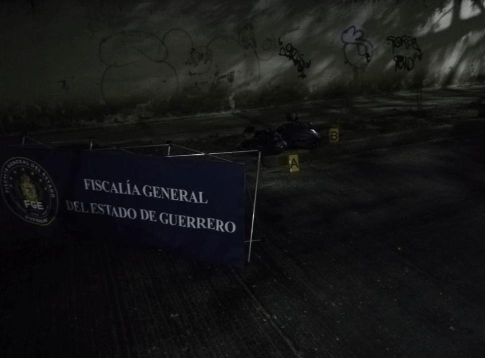 Foto: Investigan hallazgo de restos humanos en Chilpancingo, Guerrero, 15 de abril de 2019, México