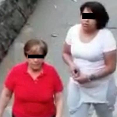 Joven ataca a golpes a abuelita en Tlatelolco