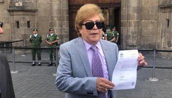 Foto Juan Gabriel envía cartas a AMLO para atestiguar reaparición 8 abril 2019