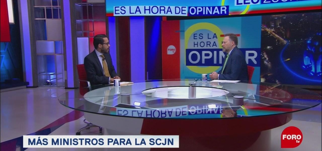 Foto: Morena Quiere Más Ministros SCJN 11 de Abril 2019
