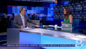 Las noticias, con Danielle Dithurbide: Programa del 10 de abril del 2019