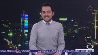 FOTO: Las noticias, con Danielle Dithurbide: Programa del 19 de abril del 2019, 19 ABRIL 2019
