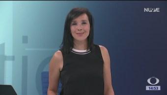 Foto: Las Noticias, con Karla Iberia: Programa del 10 de abril del 2019