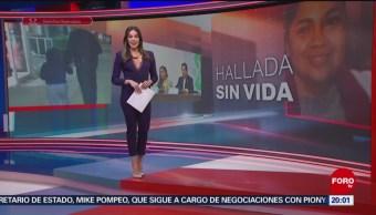 FOTO: Las Noticias de las 20:00 horas, con Danielle Dithurbide: Programa del 19 de abril de 2019, 19 ABRIL 2019