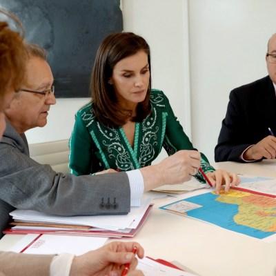 Letizia viaja a Mozambique para brindar apoyo tras el golpe del ciclón Kenneth