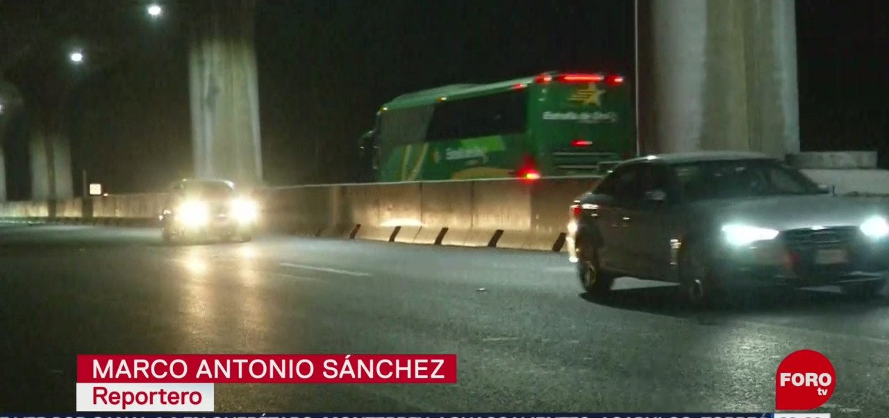 FOTO: Liberan Autopista México-Cuernavaca tras bloqueo por desabasto de agua, 24 ABRIL 2019