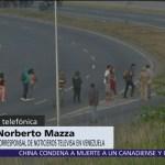 Llaman en Venezuela a culminar con el mandato de Maduro
