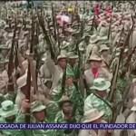 Maduro anuncia reforzamiento para la milicia civil
