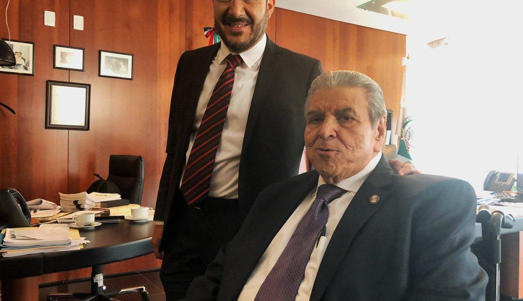 Reforma laboral tendrá trámite ágil en Senado, dice Batres
