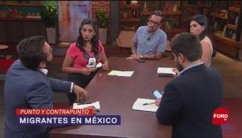 FOTO: Operativo del INM contra caravana migrante en Chiapas, 24 ABRIL 2019