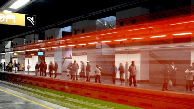 FOTO Metro CDMX opera de 7:00 a 24:00 horas este 1 de mayo (@MetroCDMX)
