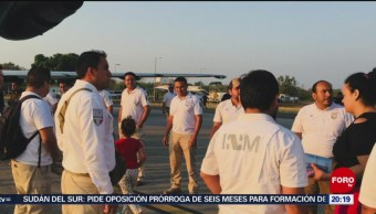 Foto: México Deporta Migrantes Cubanos 16 de Abril 2019