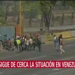 México expresa preocupación por lo acontecido en Venezuela