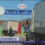 México presentará reporte a EU sobre afectaciones en cruces fronterizos