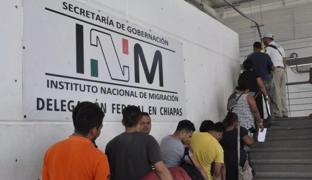 CNDH pide medidas cautelares a favor de migrantes en Chiapas