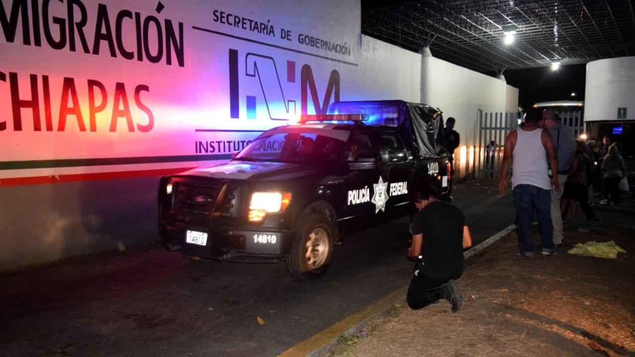 Se fugan más de 1,200 migrantes en Tapachula, Chiapas