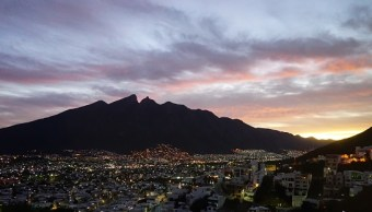 Foto: panorámica de Monterrey, 12 abril 2019. Getty Images